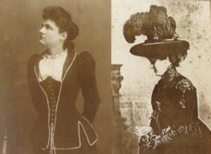 Portraits Mamie McCubbins