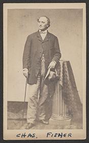 Congressman Charles Fisher from Rowan County, North Carolina  circa 1849