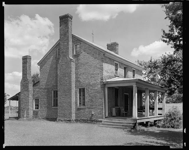 Cowan-Krider House aka Wood Grove, circa 1938