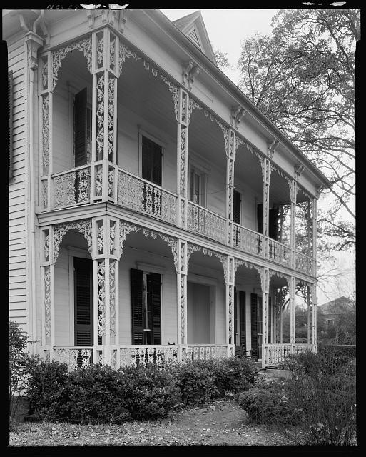 McNeely House circa 1938