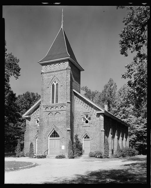 Thyatira Church circa 1938